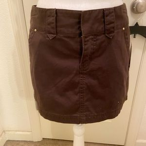 BNWT EXPRESS MINI SKIRT